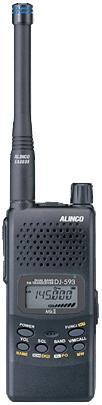 Alinco DJ T-593 MKII -  портативная рация