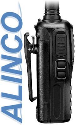 ALINCO DJ А40 - новая  компактная портативная радиостанция