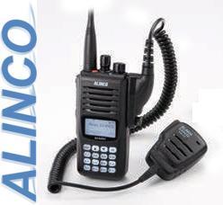 ALINCO DJ-AXD1 / AXD4  цифровая DMR компактная профессиональная рация