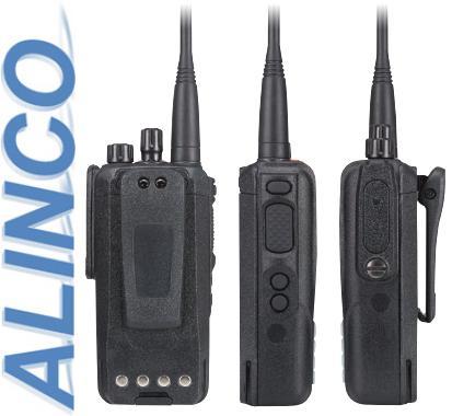 ALINCO DJ-AXD1 / AXD4 новая цифровая  компактная  радиостанция