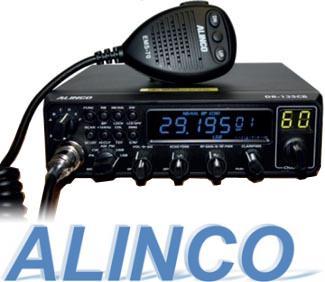 Алинко DR-135 CB NEW радиолюбительский трансивер гражданского CB диапазона