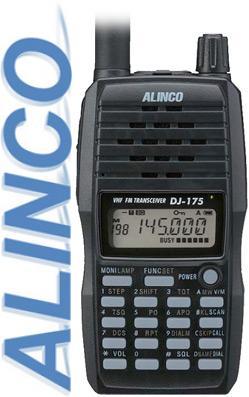 ALINCO DJ-195 портативная рация