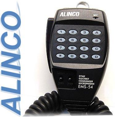 Выносная тангента ALINCO  EMS 54
